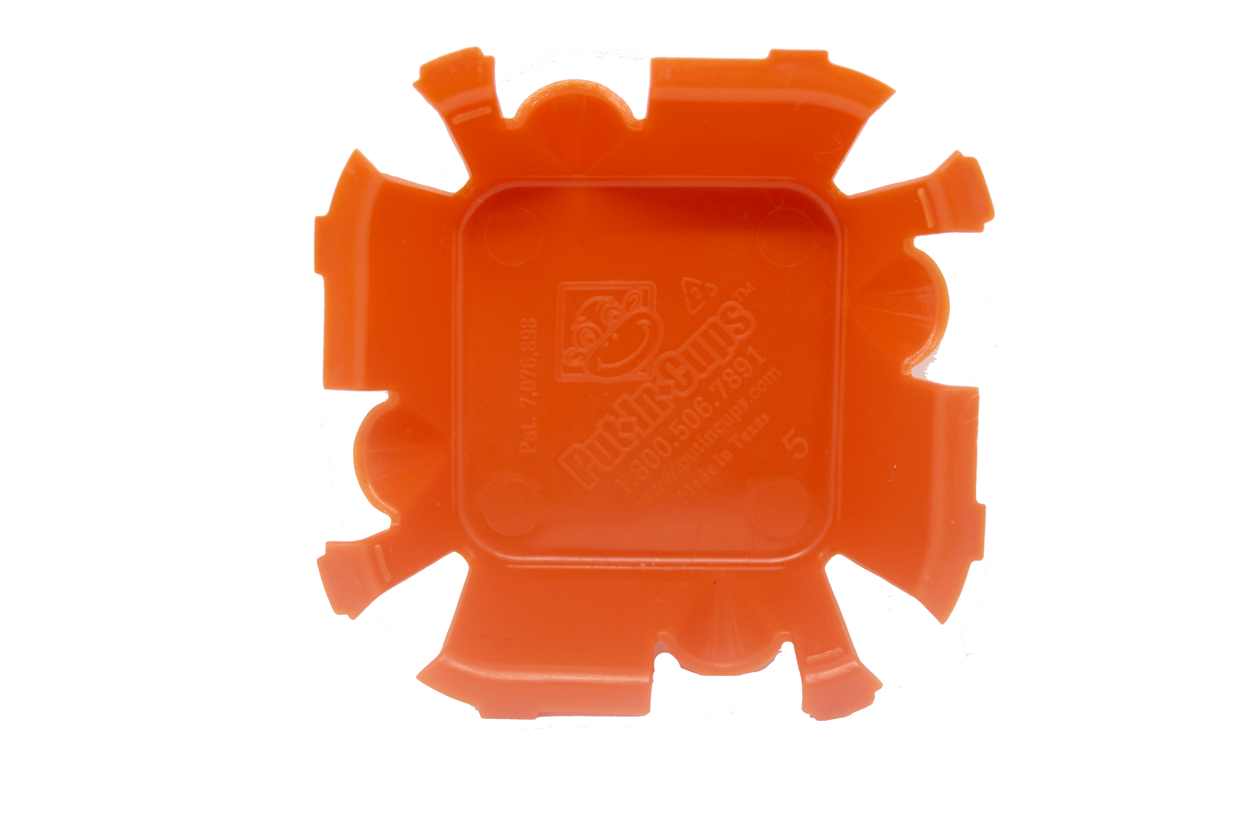 Orange Sleeve (50 Cups per Sleeve)