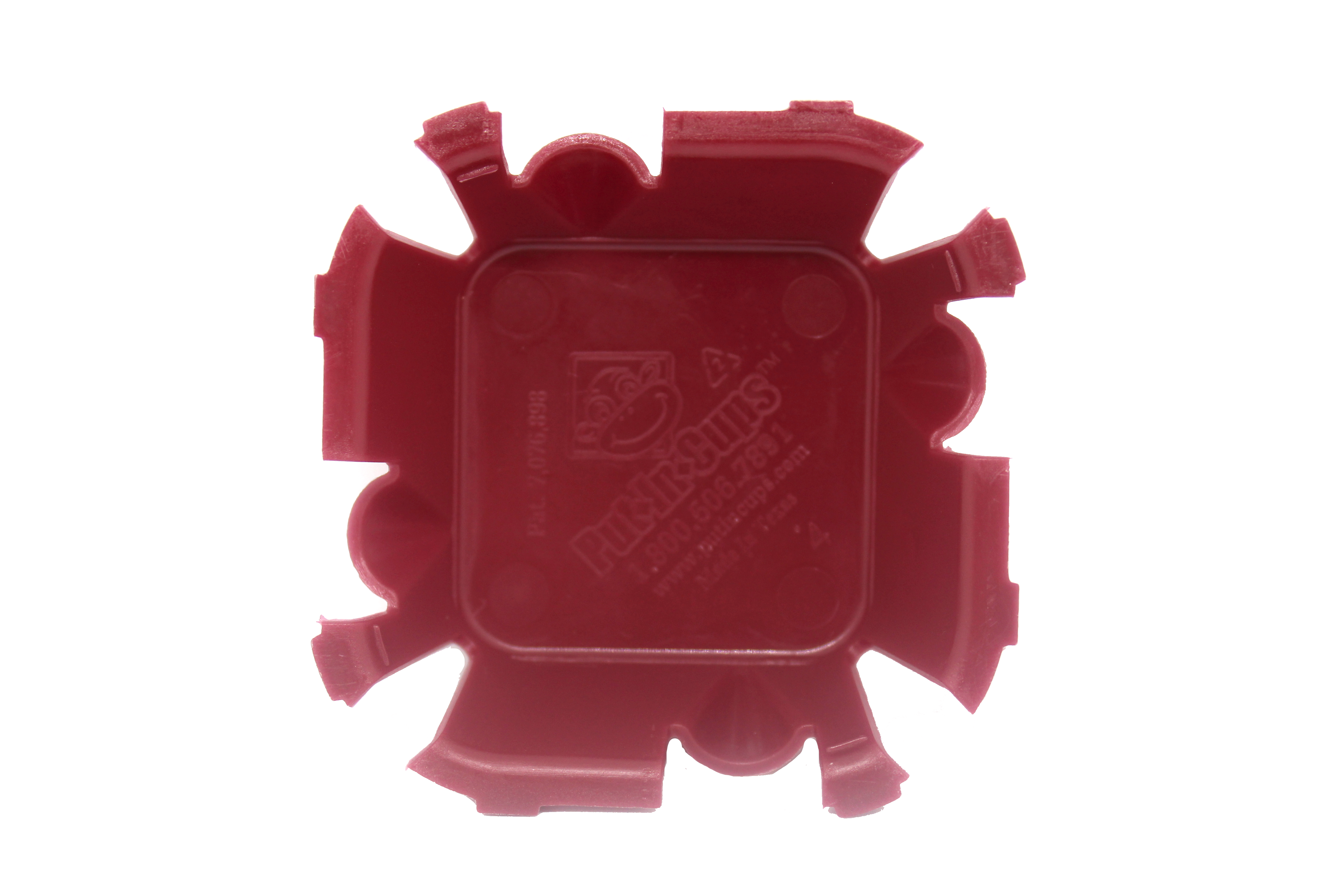 Dark Red Sleeve (50 Cups per Sleeve)