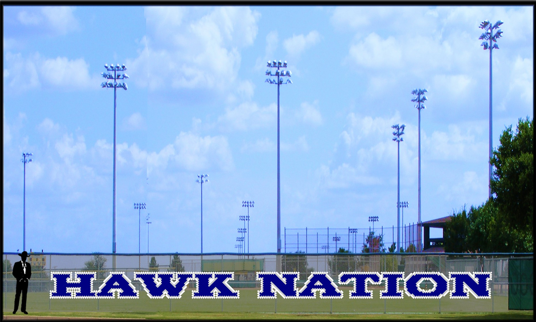 3.5' Hawk Nation (3 Colors)