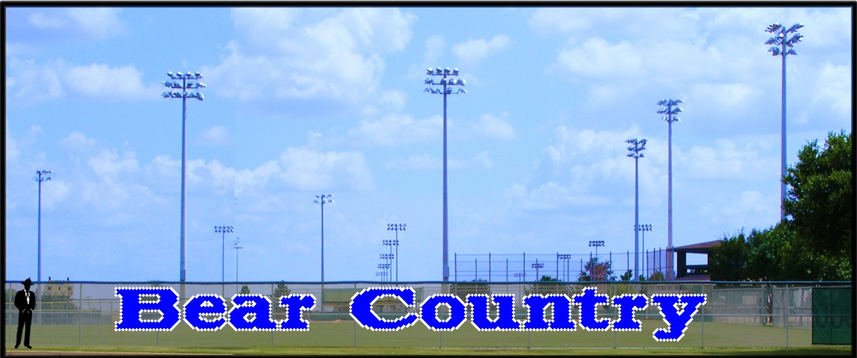 5' Bear Country - Lowercase 2 Colors