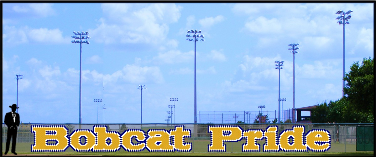 4' Bobcat Pride - 3 Colors
