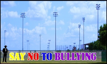 4' x 44' Say No To Bullying