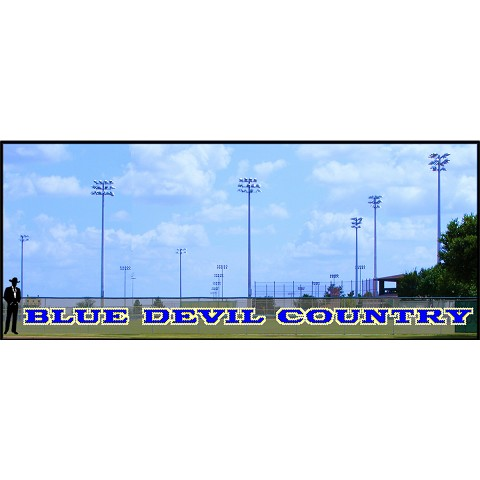 3' Blue Devil Country 3C