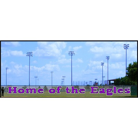 6' Home of the Eagles