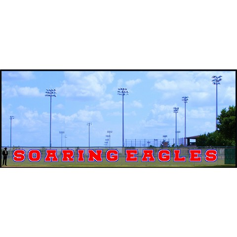 5' x 75' Soaring Eagles