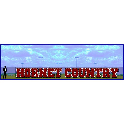 5' x 68' Hornet Country - 3 Colors