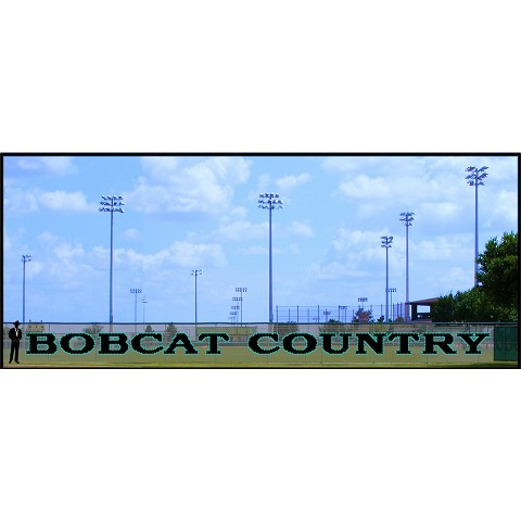 4' Bobcat Country - 2 Colors